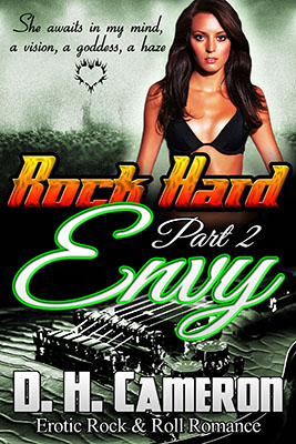 Rock Hard Envy Cover Blog