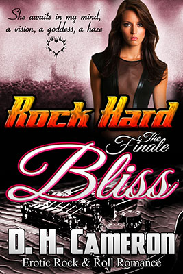 Rock Hard Bliss Cover Blog