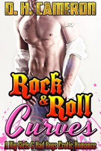 Rock and Roll Curves Cover Blog